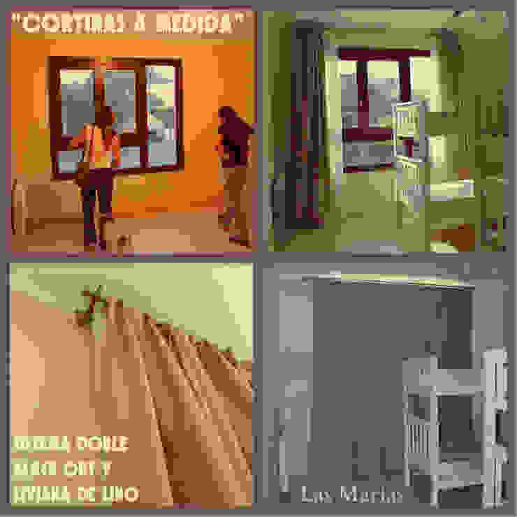 Playroom privado Dormitorios modernos: Ideas, imágenes y decoración de LAS MARIAS casa & jardin Moderno