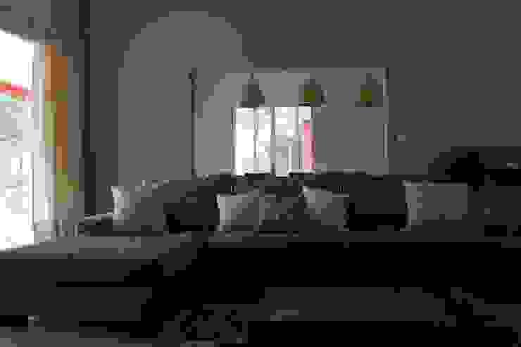 Casa en quinta privada Estudios y oficinas modernos de LAS MARIAS casa & jardin Moderno