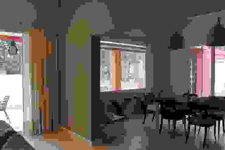 Casa en quinta privada Comedores modernos de LAS MARIAS casa & jardin Moderno