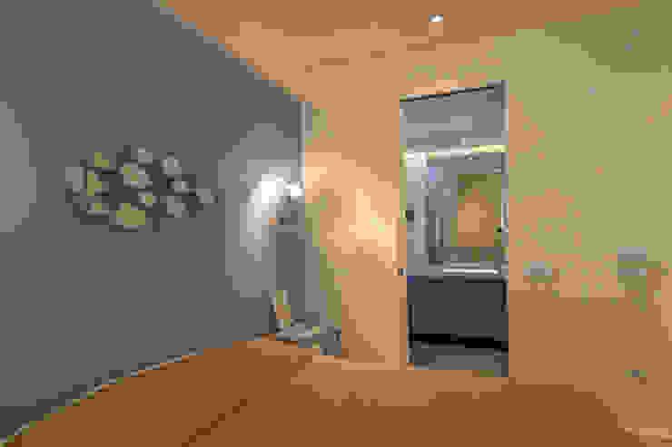 Camera da letto Bartolucci Architetti Camera da letto moderna