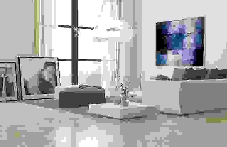 Lampa wisząca Tornado od 4FunDesign.com Nowoczesny