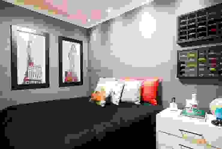 LimaRamos & Arquitetos Associados Modern Bedroom