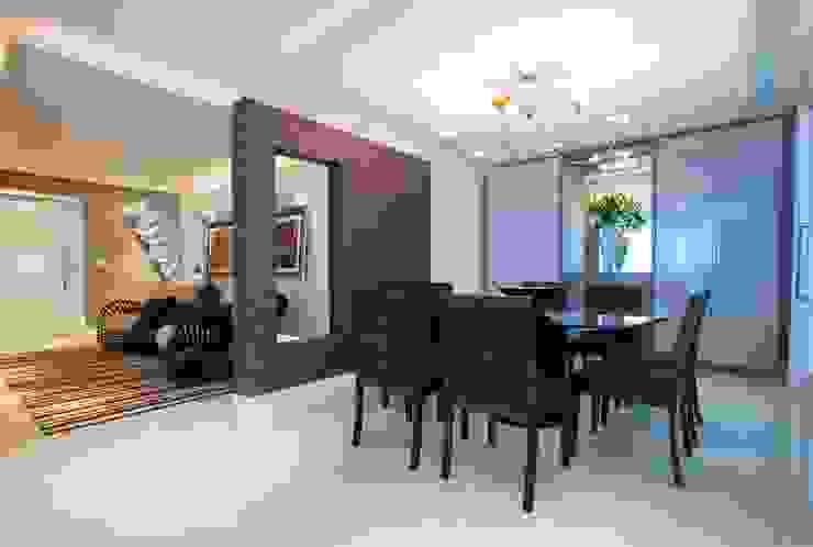 LimaRamos & Arquitetos Associados Modern Dining Room