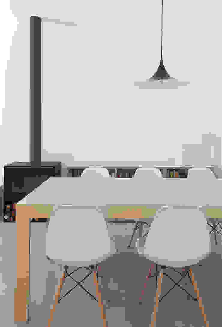 Casa GL Salas de jantar minimalistas por Estudio ODS Minimalista