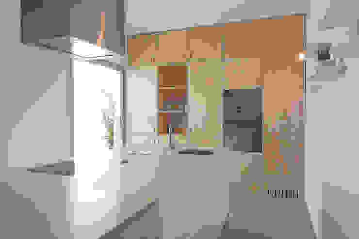 Casa GL Cozinhas minimalistas por Estudio ODS Minimalista
