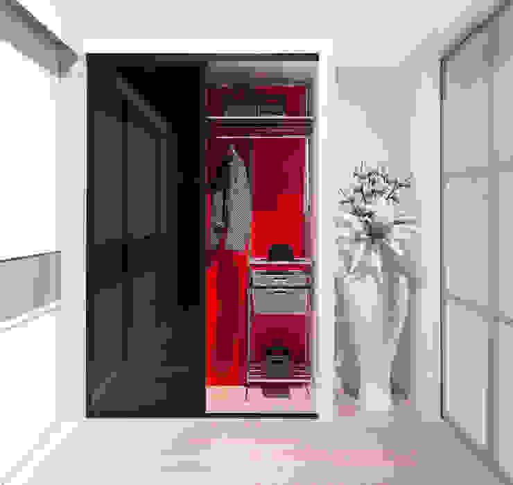 Elfa Deutschland GmbH Corridor, hallway & stairsClothes hooks & stands