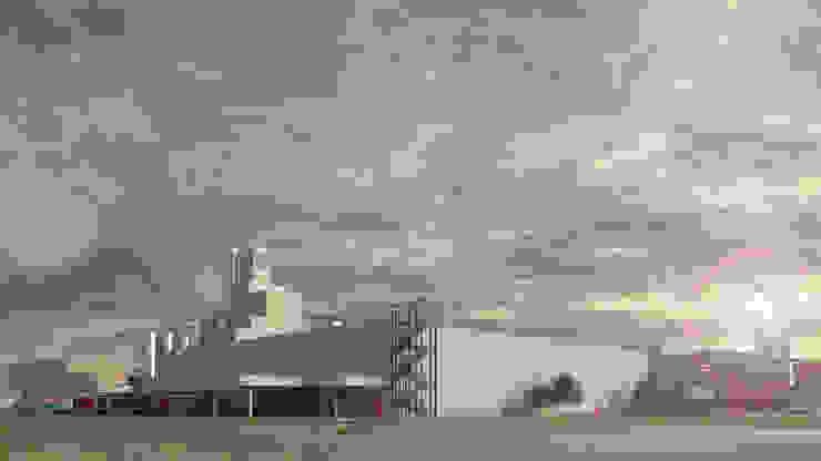 Unilever Ev ve Beşeri Temizlik Ürünleri Fabrikası Tekeli-Sisa Mimarlık Ortaklığı Endüstriyel
