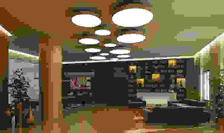 Ofis Tasarımı / Majidi Mall Süleymaniye Tekeli-Sisa Mimarlık Ortaklığı Modern