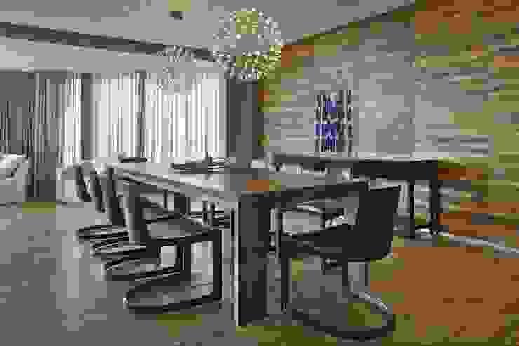 LA7 Casas modernas por David Guerra Arquitetura e Interiores Moderno