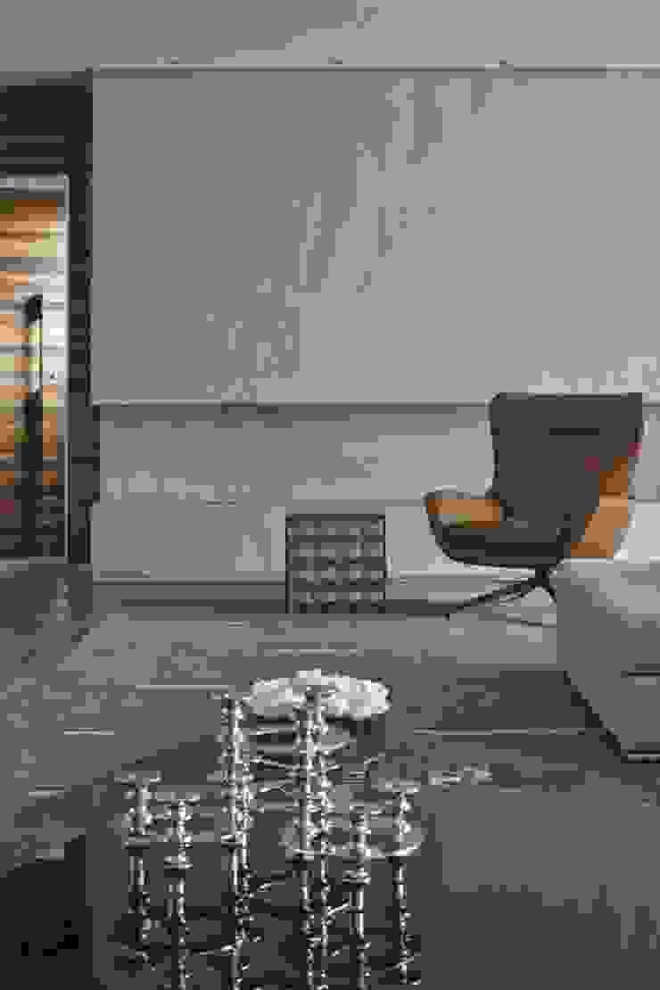 LA9 Casas modernas por David Guerra Arquitetura e Interiores Moderno