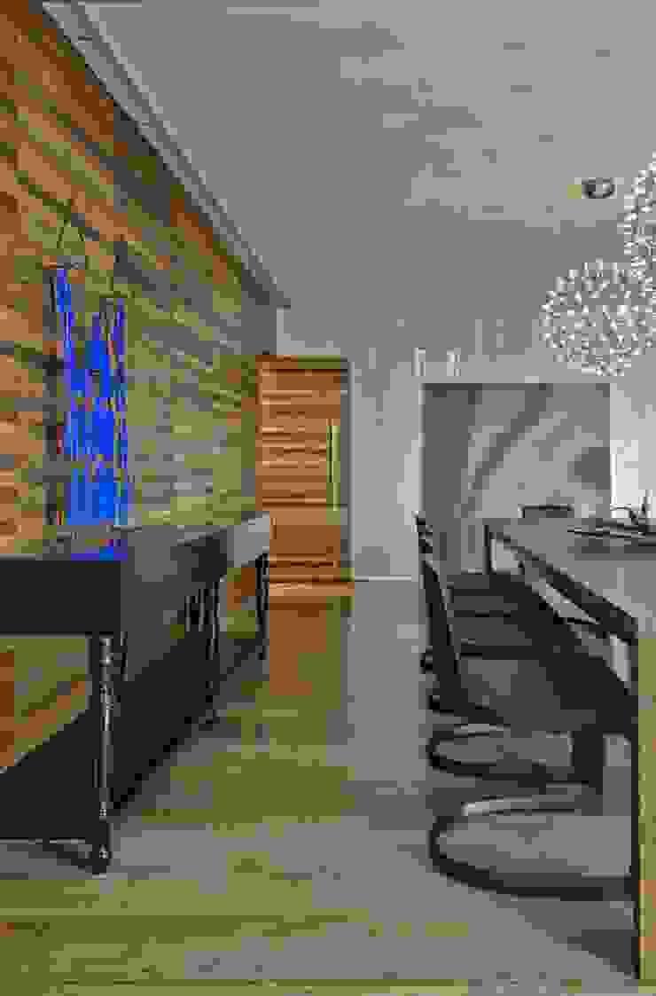 LA11 Casas modernas por David Guerra Arquitetura e Interiores Moderno