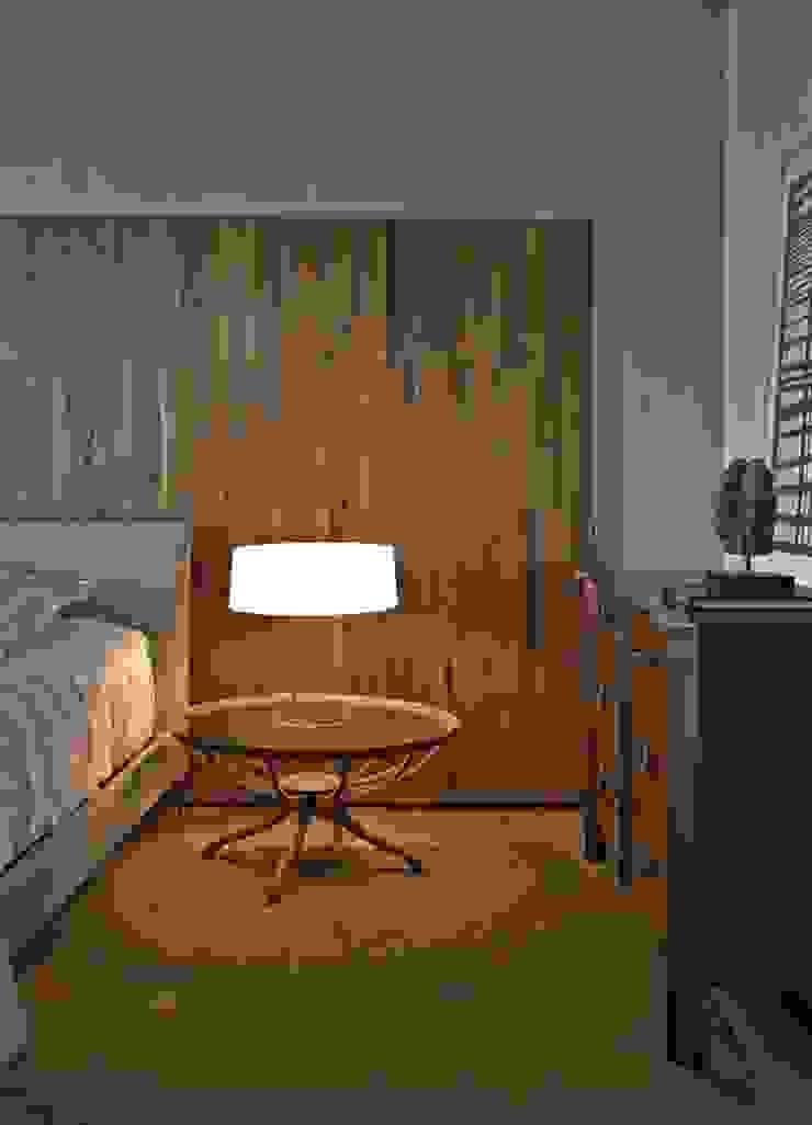 LA29 Casas modernas por David Guerra Arquitetura e Interiores Moderno