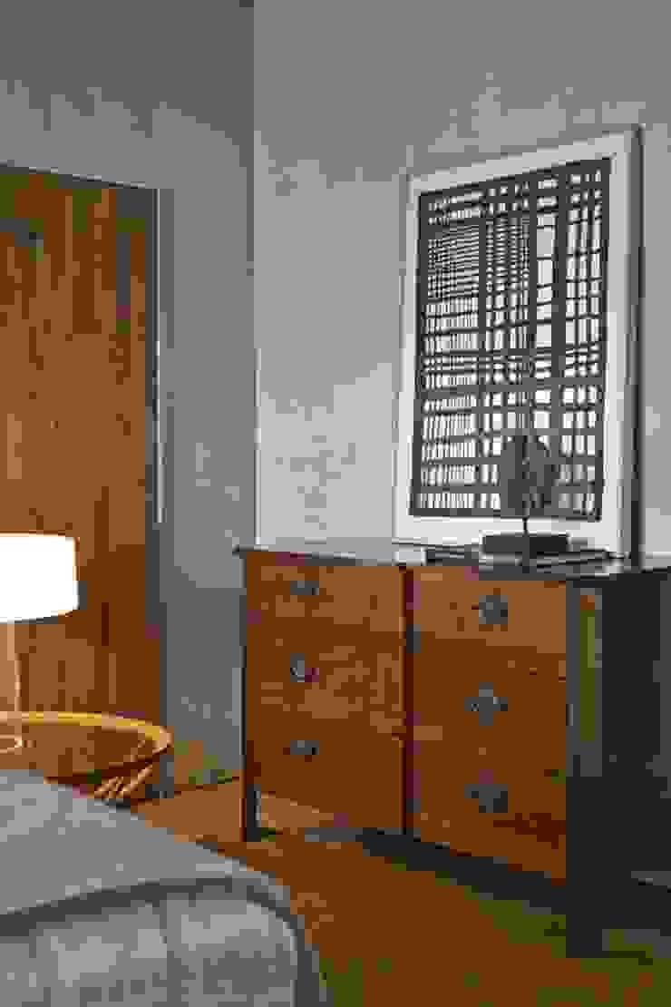 LA30 Casas modernas por David Guerra Arquitetura e Interiores Moderno