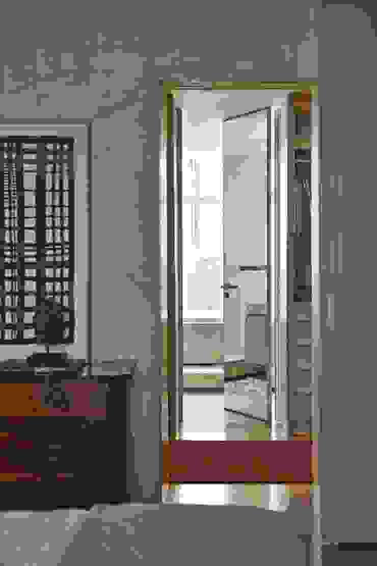 LA32 Casas modernas por David Guerra Arquitetura e Interiores Moderno