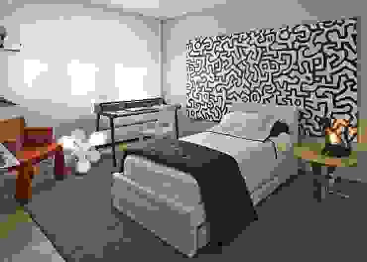LA39 Casas modernas por David Guerra Arquitetura e Interiores Moderno