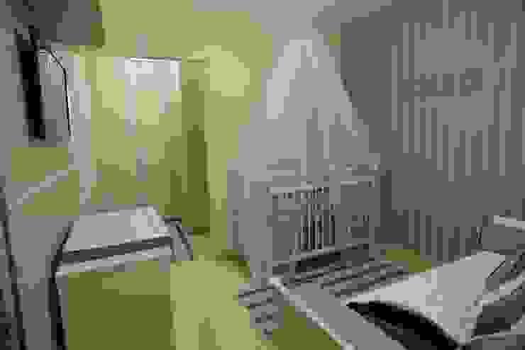 Casa Contemporânea Quarto infantil clássico por Renata Prata Studio Clássico