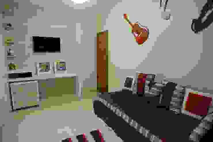Casa Contemporânea Quarto infantil moderno por Renata Prata Studio Moderno