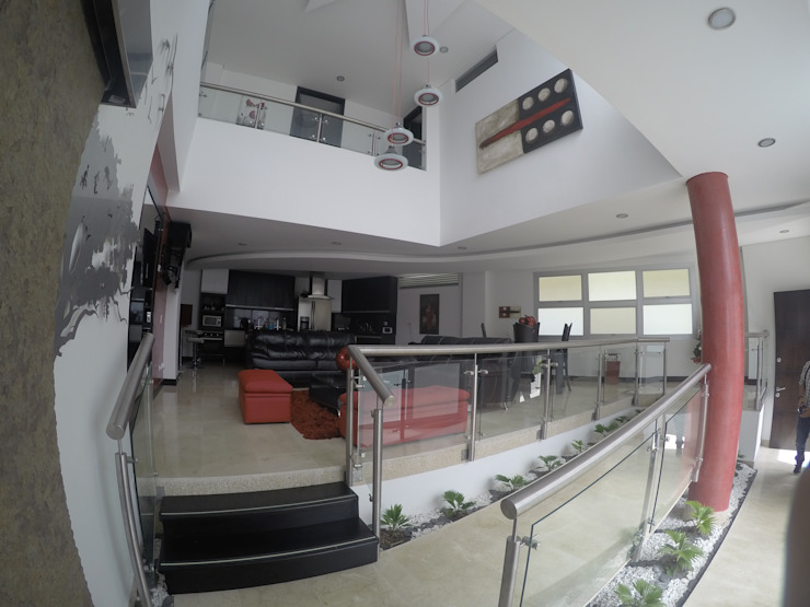 Sala comedor Comedores de estilo moderno de Le.tengo Arquitectos Moderno
