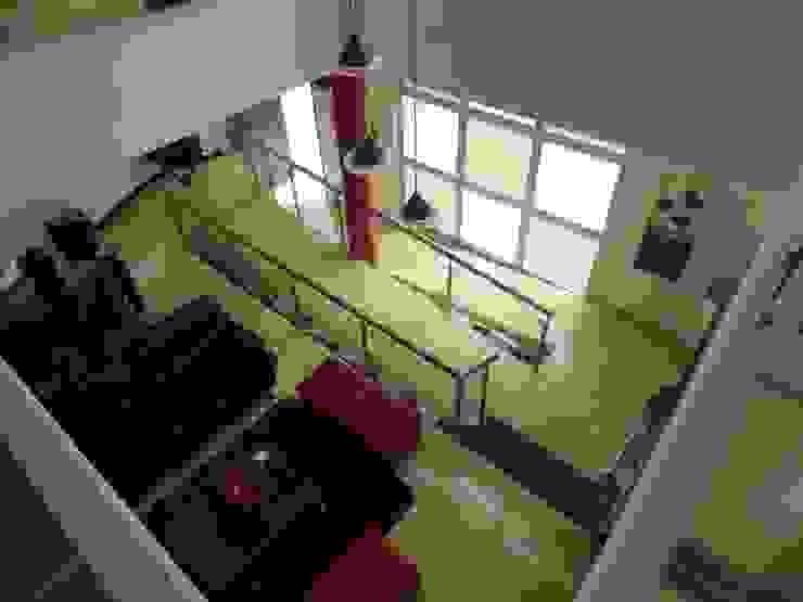 Vacío Comedores de estilo moderno de Le.tengo Arquitectos Moderno