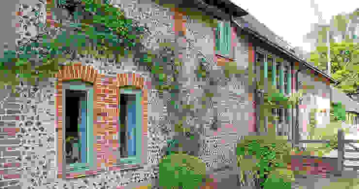 Timber Alternative Windows Puertas y ventanas de estilo rural de ROCOCO Rural Madera Acabado en madera