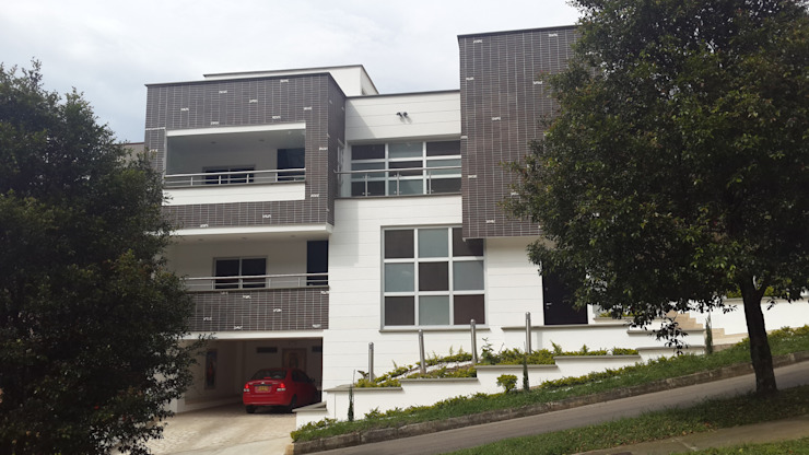 Modern Houses by Le.tengo Arquitectos Modern