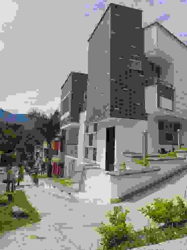 Casa 16 Casas modernas de Le.tengo Arquitectos Moderno