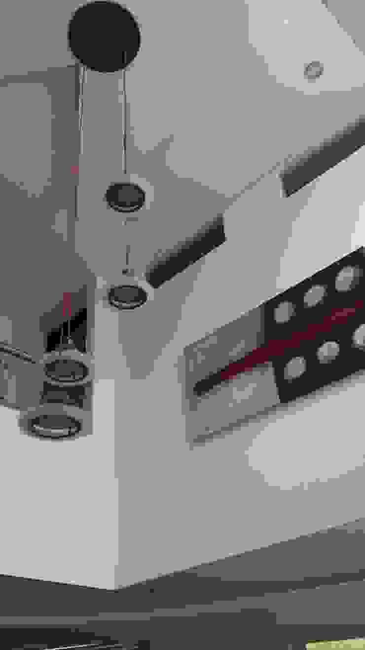 Casa 16 Salas modernas de Le.tengo Arquitectos Moderno