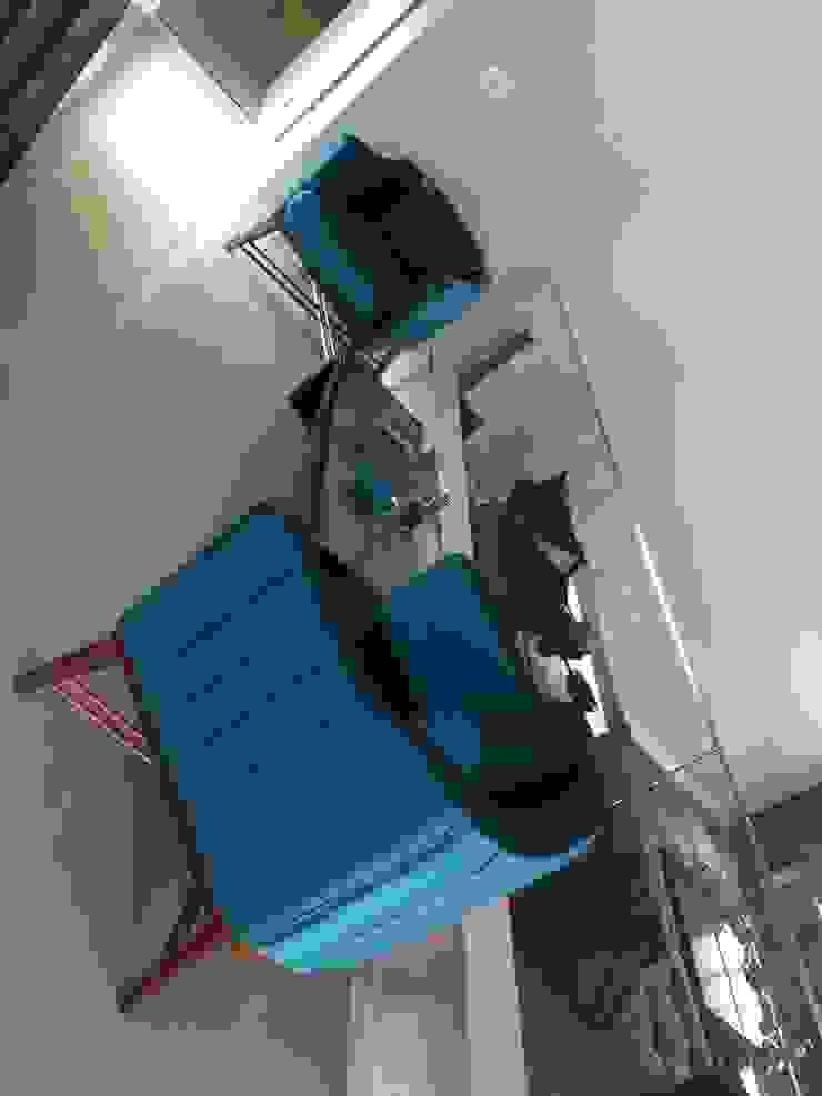 PROJETO DE INTERIORES – RESIDENCIAL LAGO SUL – BAURU / SP Salas de estar modernas por Márcio Cortopassi Arquitetura Moderno