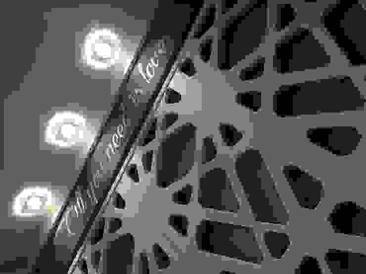PROJETO DE INTERIORES – RESIDENCIAL LAGO SUL – BAURU / SP Quartos modernos por Márcio Cortopassi Arquitetura Moderno