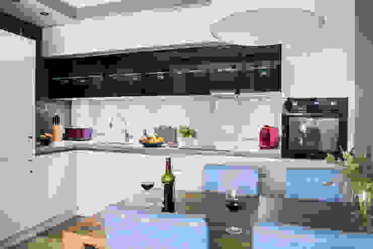 Modern kitchen by Bartosz Andrzejczak Architekt Wnętrz Modern