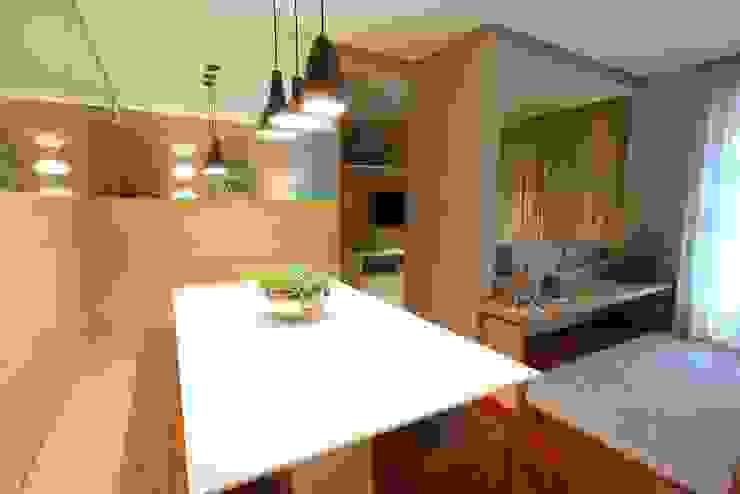 Modern Dining Room by MeyerCortez arquitetura & design Modern