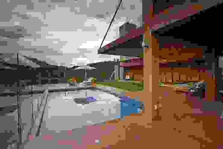 Casa da Montanha 6 Casas rústicas por David Guerra Arquitetura e Interiores Rústico