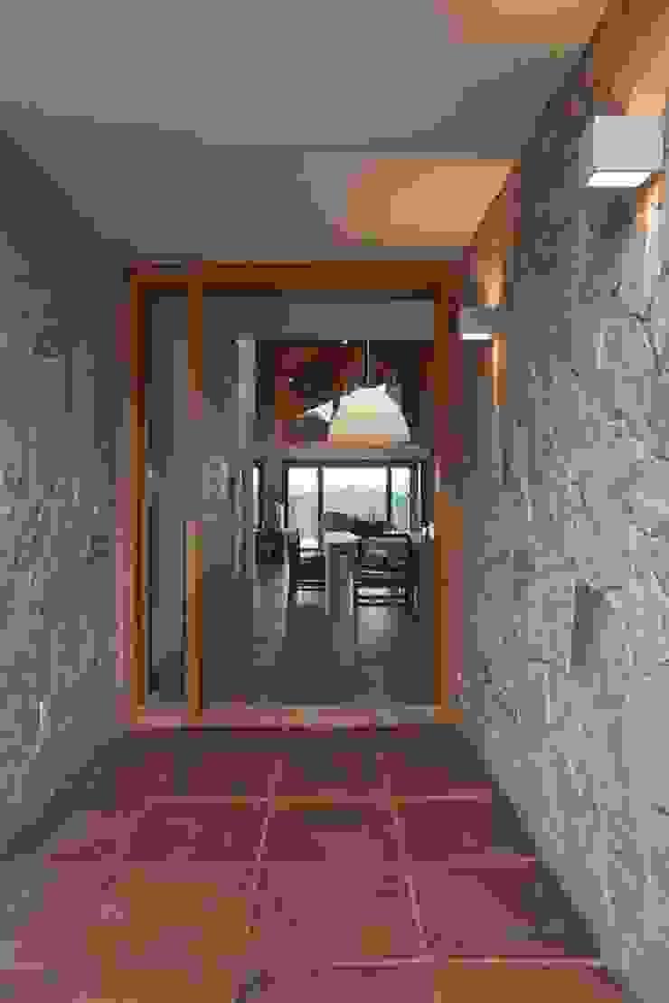 Casa da Montanha 9 Casas rústicas por David Guerra Arquitetura e Interiores Rústico