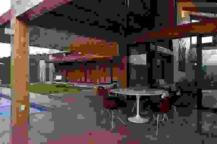 Casa da Montanha 16 Casas rústicas por David Guerra Arquitetura e Interiores Rústico