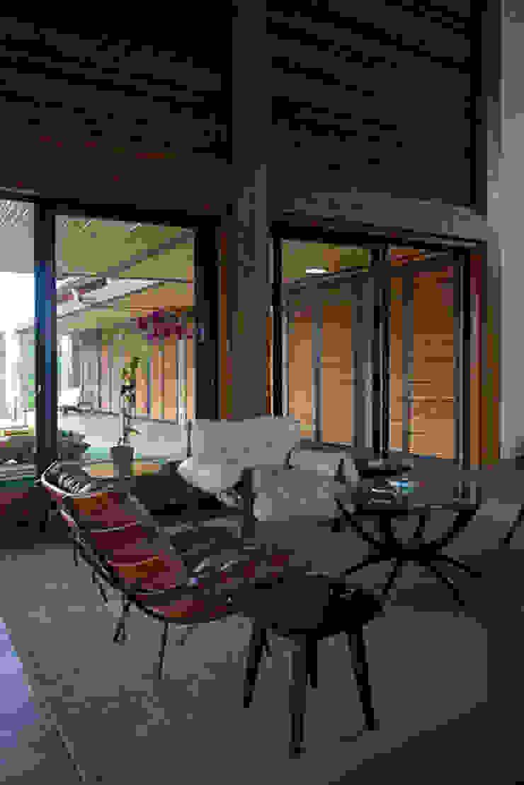 Casa da Montanha 25 Casas rústicas por David Guerra Arquitetura e Interiores Rústico