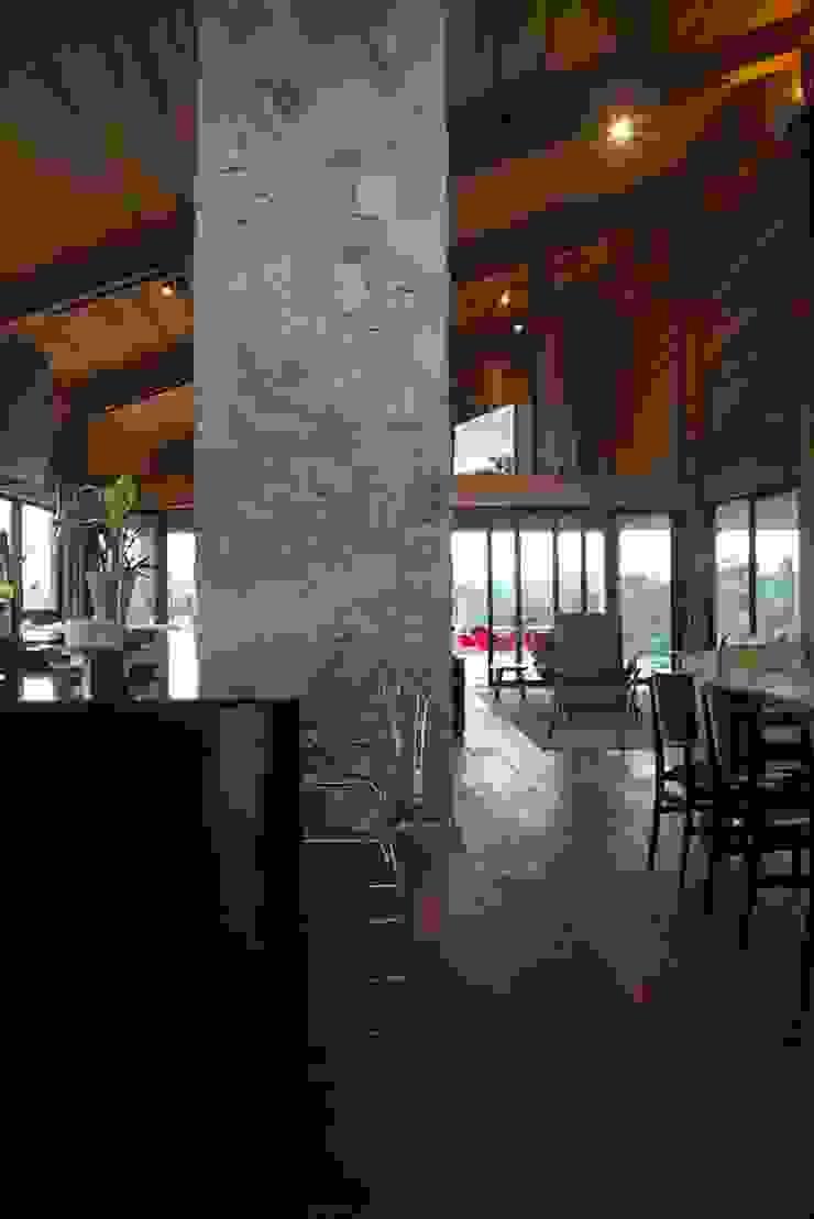 Casa da Montanha 26 Casas rústicas por David Guerra Arquitetura e Interiores Rústico
