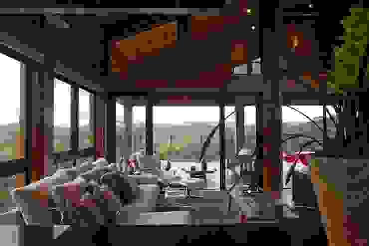 Casa da Montanha 27 Casas rústicas por David Guerra Arquitetura e Interiores Rústico