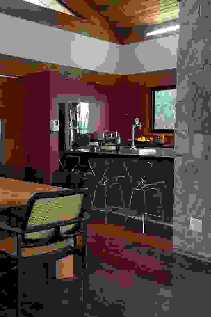 Casa da Montanha 28 Casas rústicas por David Guerra Arquitetura e Interiores Rústico