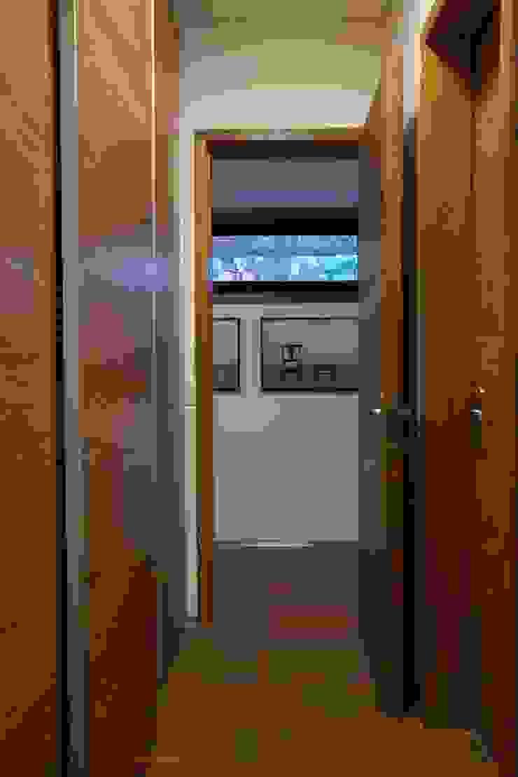 Casa da Montanha 34 Casas rústicas por David Guerra Arquitetura e Interiores Rústico