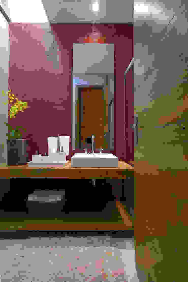 Casa da Montanha 44 Casas rústicas por David Guerra Arquitetura e Interiores Rústico