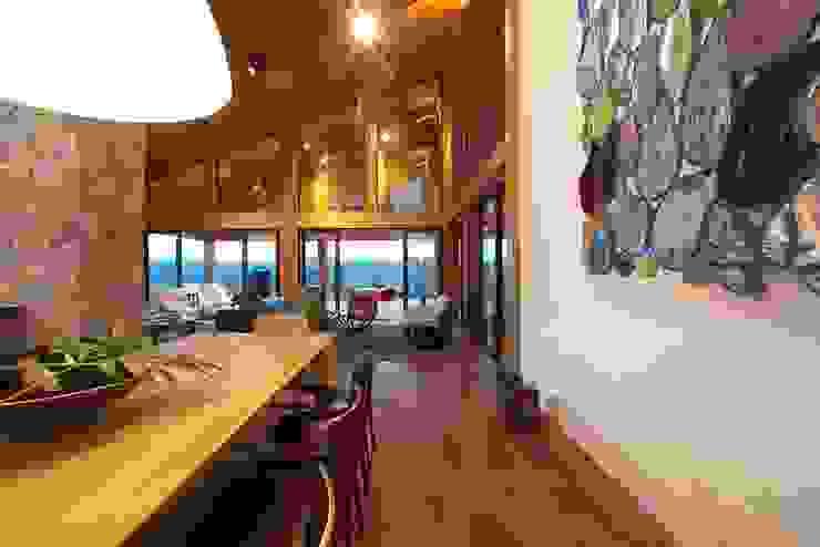 Casa da Montanha 48 Casas rústicas por David Guerra Arquitetura e Interiores Rústico