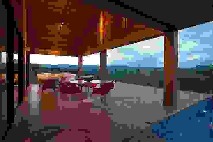 Casa da Montanha 52 Casas rústicas por David Guerra Arquitetura e Interiores Rústico