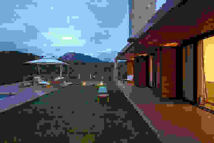 Casa da Montanha 53 Casas rústicas por David Guerra Arquitetura e Interiores Rústico