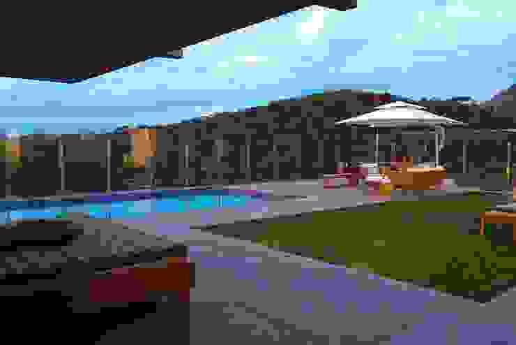 Casa da Montanha 55 Casas rústicas por David Guerra Arquitetura e Interiores Rústico