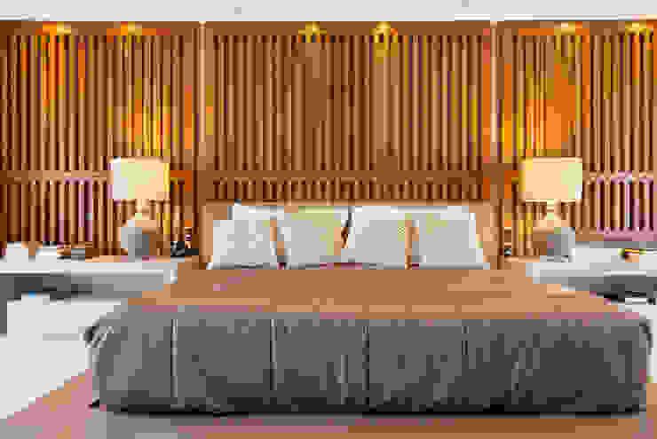 Спальня в стиле модерн от Joana & Manoela Arquitetura Модерн