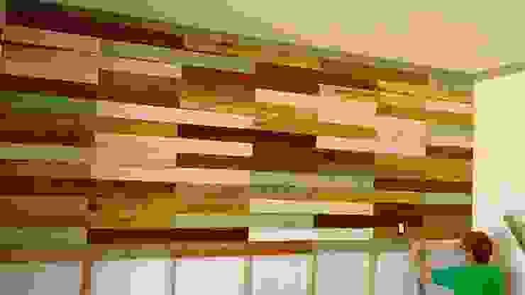 rustic  by Marian de las Camelias, Rustic Wood Wood effect