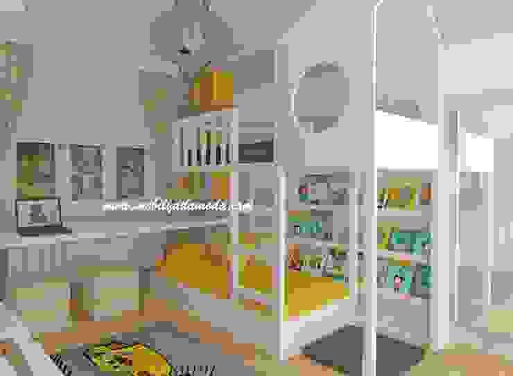 Fırat'ın Odası/Batman Modern Çocuk Odası MOBİLYADA MODA Modern