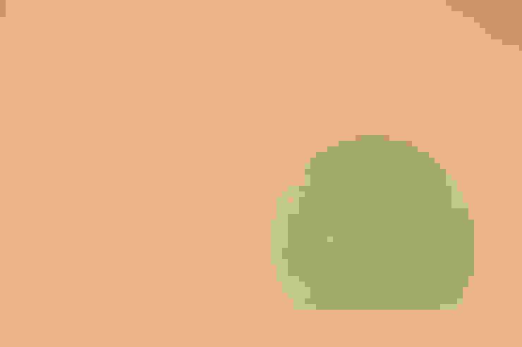 Green Plaster por Blue Art Factory Moderno