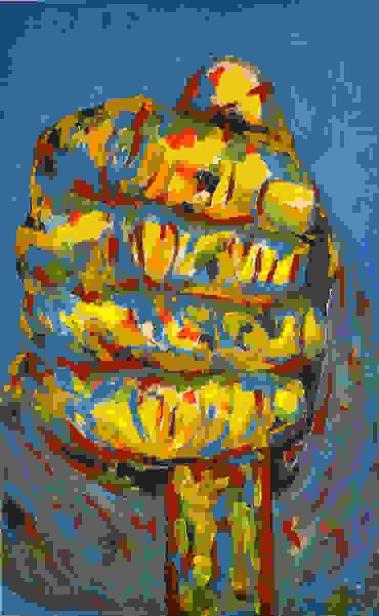 """path - série """"hands"""" por Blue Art Factory Moderno"""