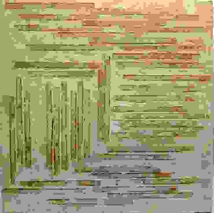 """under the surface"" - série ""layers"" por Blue Art Factory Moderno"